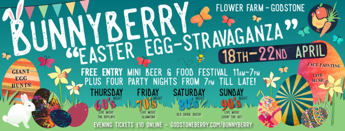 EASTER BUNNYBERRY FEST
